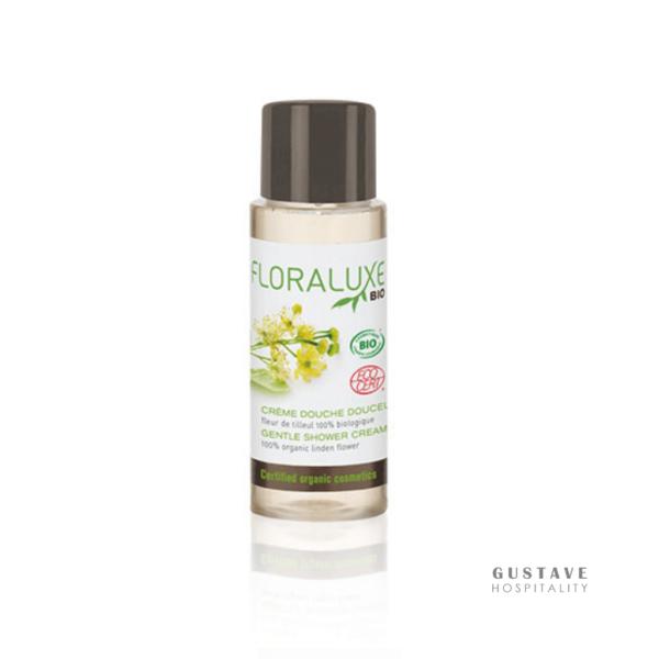 gel-douche-floraluxe-bio-30-ml-label-ecocert-cosmos-organic-cosmebio-gustave-hospitality