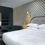 Grand Hotel Pigalle King Size Bed Room