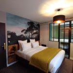 Hotel Bridget Paris Chambre