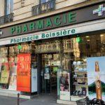Pharmacie Boissière Paris Photo Vitrine Gustave Hospitality
