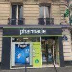 Pharmacie Lengronne Vitrine Photo Gustave Hospitality
