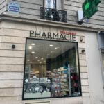 Pharmacie Marceau Photo Vitrine Gustave Hospitality