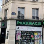 Pharmacie du Marché de Passy Vitrine Paris Gustave Hospitality