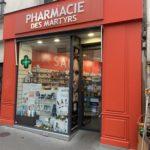 pharmacie des martyrs