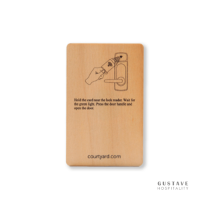 clef-magnetique-bois-personnalisable-hotel-gustave-hospitality