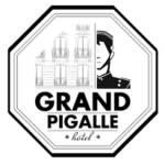 grand pigalle hotel logo